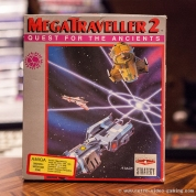 Megatraveller 2 Quest for the Ancients - Amiga